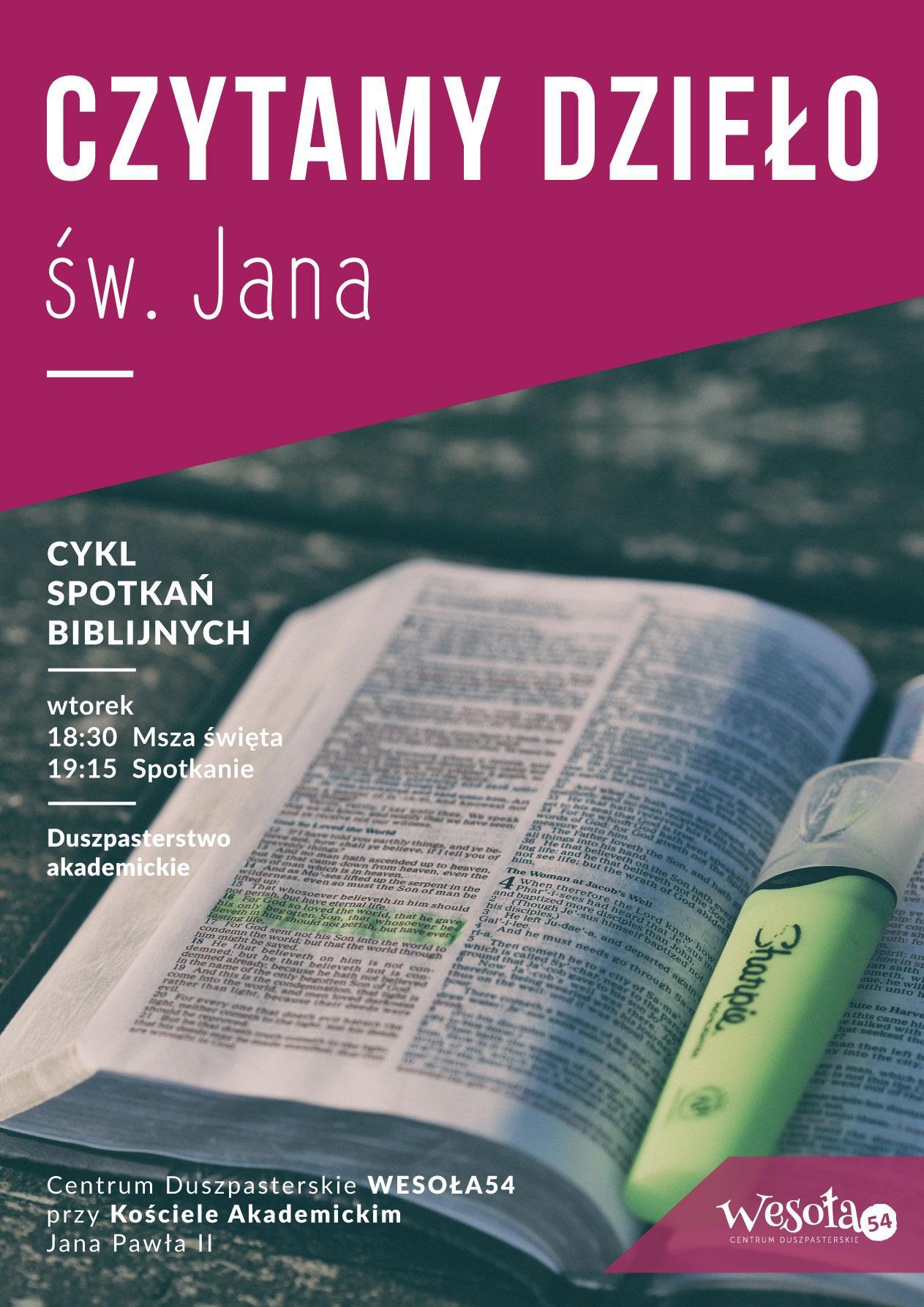 czytamy dzieło Jana